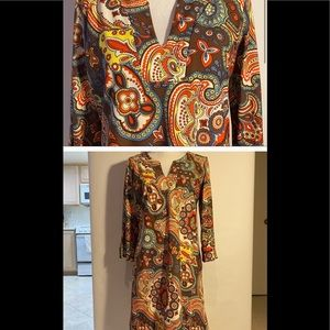 Jude Connally Floral Pattern Dress